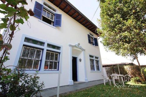 Sobrado Com 3 Dormitórios, 250 M² - Venda Por R$ 1.500.000,00 Ou Aluguel Por R$ 5.000,00/mês - Vila São Francisco - São Paulo/sp - So0644