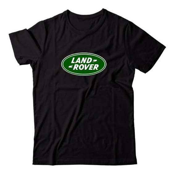 Camiseta Personalizada Land Rover 4x4 Off-road Jeep Troller