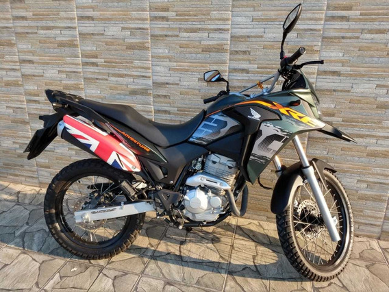 Honda Xre 300 Ano 2019