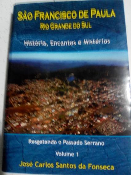 São Francisco De Paula Rio Grande Do Sul Volume 1 Ano 2012