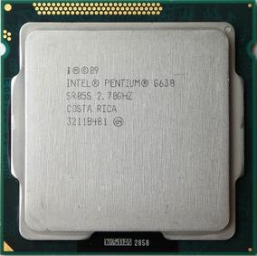 Processador Intel Pentium G630 2.70ghz 3mb De Cache O&m