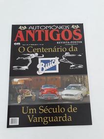 Revista Poster Centenário Da Buick Autos Antigos Coleção