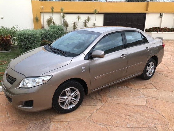 Corolla 2010 Xli 1.8 Flex Cambio Manual