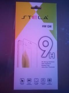 Mica Protectora Glass Vidrio Templado Smatphone Huawei Gw