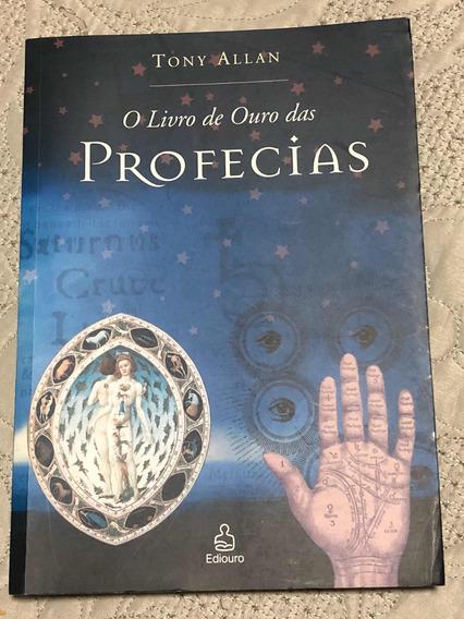 O Livro De Ouro Das Profecias Tony Allan