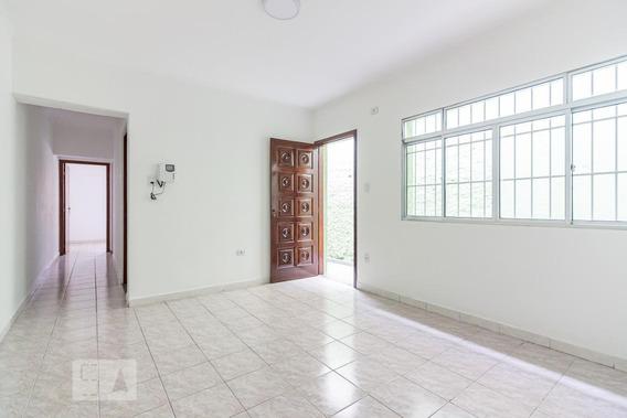 Casa Para Aluguel - Jardim Das Flores, 2 Quartos, 98 - 893017441