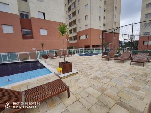 Imagem 1 de 21 de Apartamento 3 Quartos Barueri - Sp - Jardim Paraíso - 0514