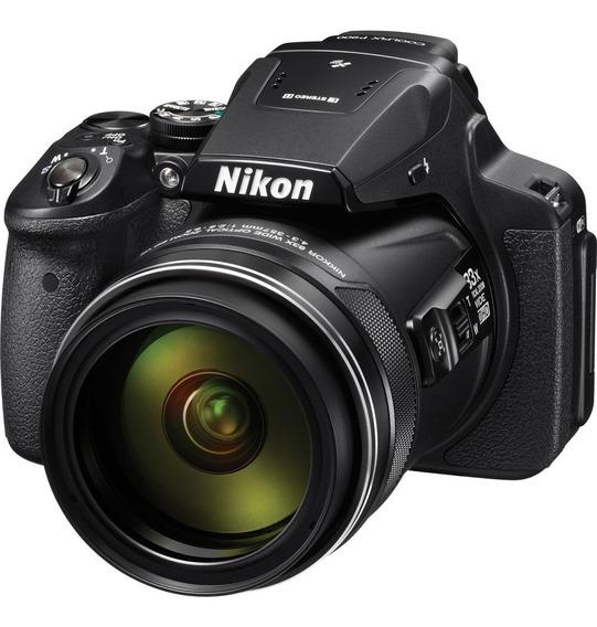 Nikon Coolpix P900 83 X Wifi Full Hd Gps