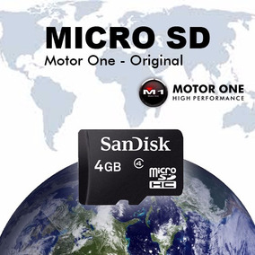Cartao Micro Sd Gps Original - Central Multimidia M1