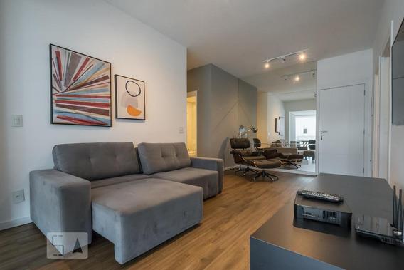 Apartamento Para Aluguel - Chácara Santo Antonio, 2 Quartos, 76 - 892872485