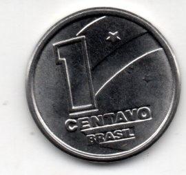 Moeda 1 Centavo 1990 Ref 405