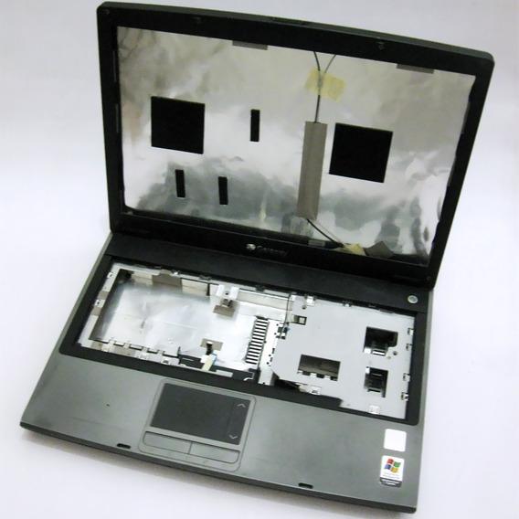 Carcasa Laptop Gateway W340ua Bisagras Bocinas Touchpad