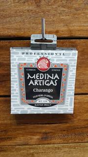 Encordado P/ Charango Medina Artigas Set1230 3ra Especial