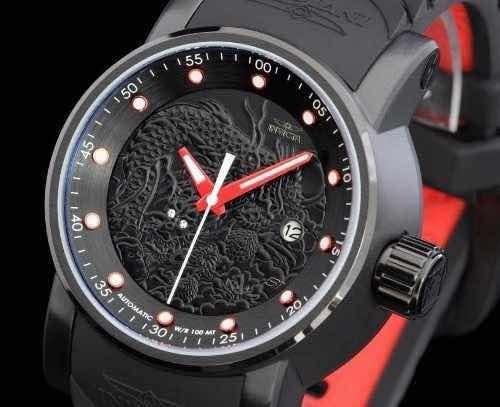 Relógio Invicta Yakuza S1 Rally Automatico