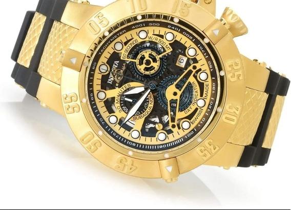 Relógio Invicta Subaqua Skeleton Original