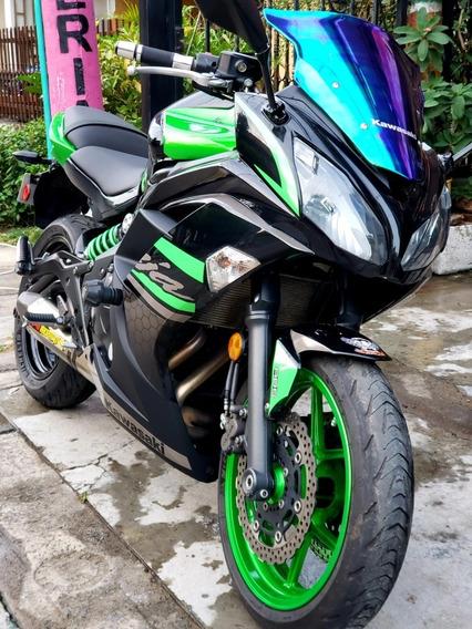 Kawasaki Ninja 650 Er6f