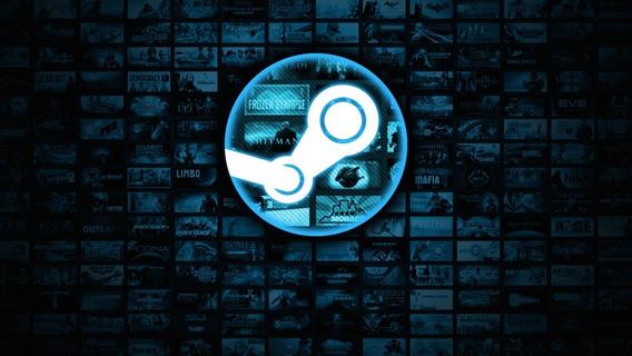 Steam 10 Keys Aleatórias Ou 1 Key Premium
