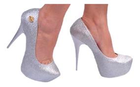 Lindo Sapato Feminino Salto Alto - Estilo Importado M26