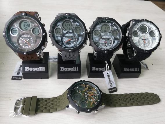 Relojes Boselli Originales