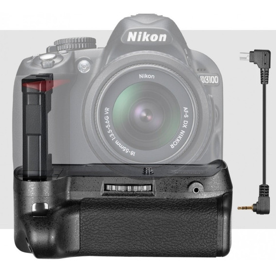 Battery Grip Nikon D60 D40 D40x D3000+bateria