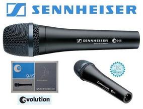 Microfone Sennheiser E945 12x S/ Juros