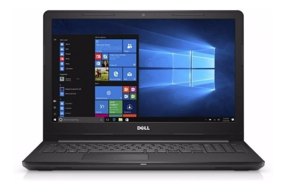 Notebook Dell Inspiron 3567 I3 8gb 1tb 15.6 Win10 Ram