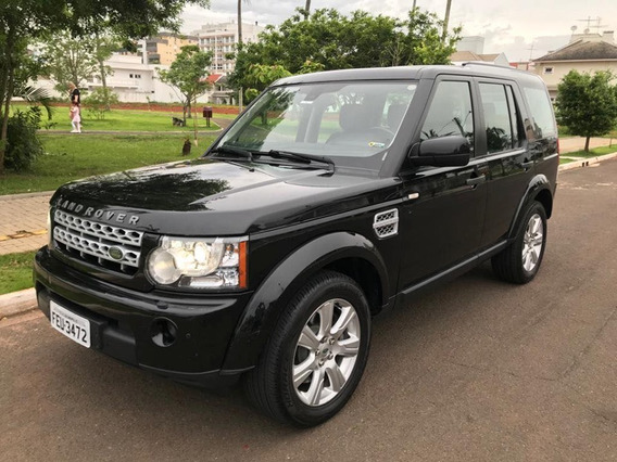 Land Rover - Discovery4 Se 3.0 4x4 Tdv6 Diesel Aut.7 Lugares