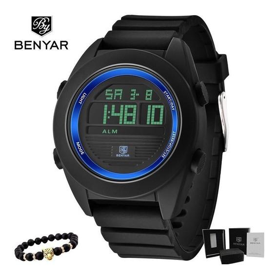 Relógio Masculino Benyar Esportivo Digital