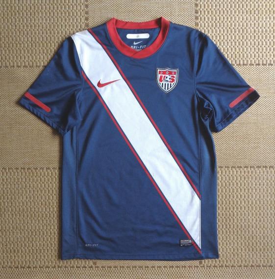 Camisa Original Estados Unidos 2010/2011 Away
