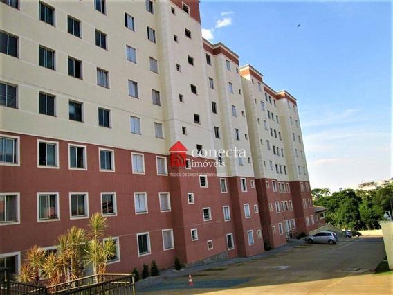 Apartamento À Venda, Residencial Spazio Poeme, Paulínia - Ap0246. - Ap0246