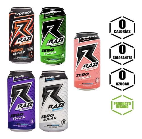 Raze Energy Mix 12 Unidades Armalo Tu! (incluye Despacho)