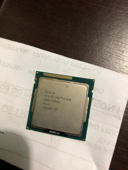 Processador Intel Core I3 3250 3.5ghz Lga 1155 (tenho 2)