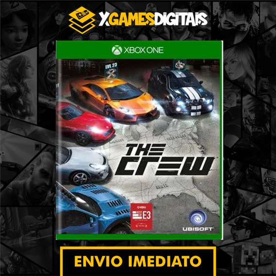 The Crew Xbox One Midia Digital + 1 Jogo Brinde