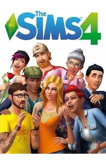 The Sims 4 Completo Português/dublado. Leia A Descrição