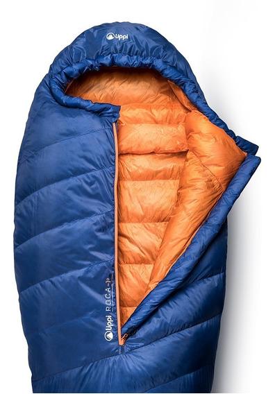 Roca -1 Down Sleeping Bag Azul Lippi