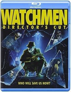 Blu-ray Watchmen Directors Cut