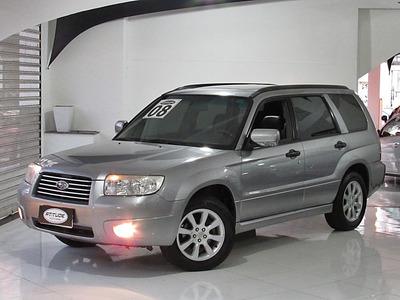 Subaru Forester 2.0 Lx 4x4 Automático 2008 Teto Solar