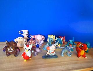Pokémon Tomy Varias, Consultar Disponibilidad!!!