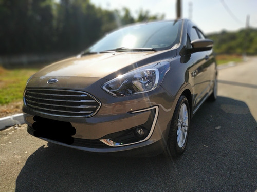 Ford Ka 2019 1.5 Titanium Flex Aut. 5p