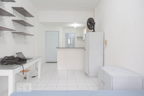 Apartamento Para Aluguel - Centro, 1 Quarto, 30 - 893102689