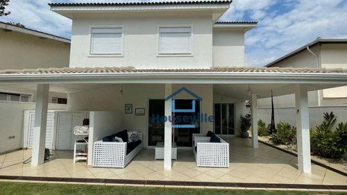 Imagem 1 de 26 de Casa Com 4 Dormitórios À Venda, 285 M² Por R$ 2.150.000,00 - Alphaville - Santana De Parnaíba/sp - Ca0400