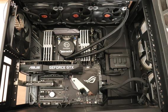 Workstation/pc Gamer High-end Ryzen Tr 1950x 64gb 32 Núcleos