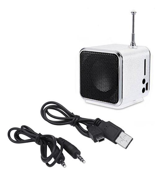 Prata Td-v26 Digital Fm Radio Fm Receptor De Rádio Estéreo A