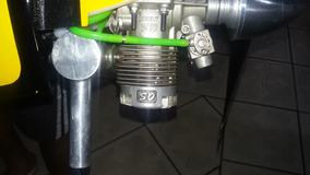 Motor O.s. 140rx Com Pipa E Mais Uma Mufla Leia Todo Anuncio
