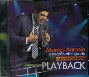 Playback Marcos Antônio - Tudo Novo De Novo [original]