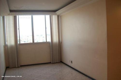 Imagem 1 de 15 de Apartamento Para Venda Em São Paulo, Jardim Piracuama, 3 Dormitórios, 2 Banheiros, 1 Vaga - 1504_1-723318