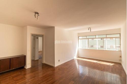 Apartamento Para Venda No Bairro Bela Vista Em São Paulo - Cod: Mi124299 - Mi124299