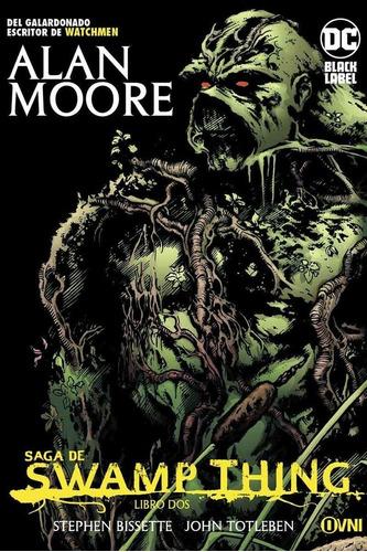 Imagen 1 de 4 de Comic, Swamp Thing Libro Dos / Alan Moore
