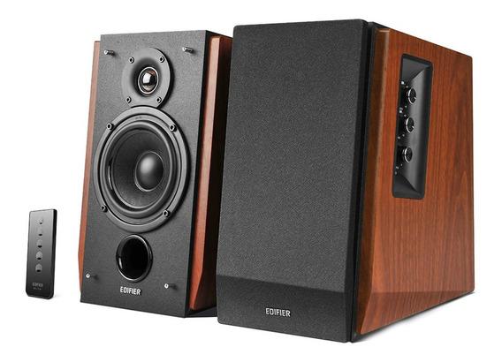 Caixa de som Edifier R1700BT portátil sem fio Brown 110V/220V