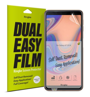 Protector Screen Original Ringke Samsung A7 2018 No Vidrio
